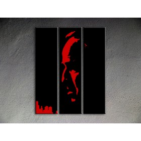 Popart schilderij Godfather 1
